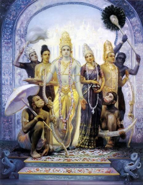 """""""Thumaka Chalata Rama Chandra"""" – Tulsidas Bhajan"""