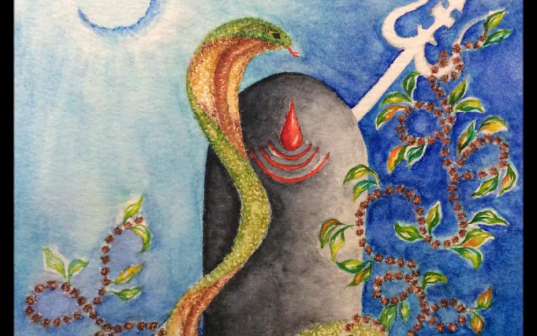 The Night of Cosmic Silence: Maha Shivaratri