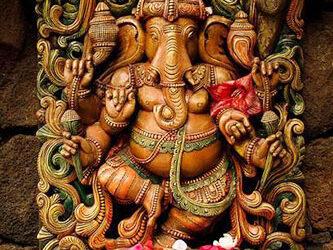 Jupiter & Sri Ganesha
