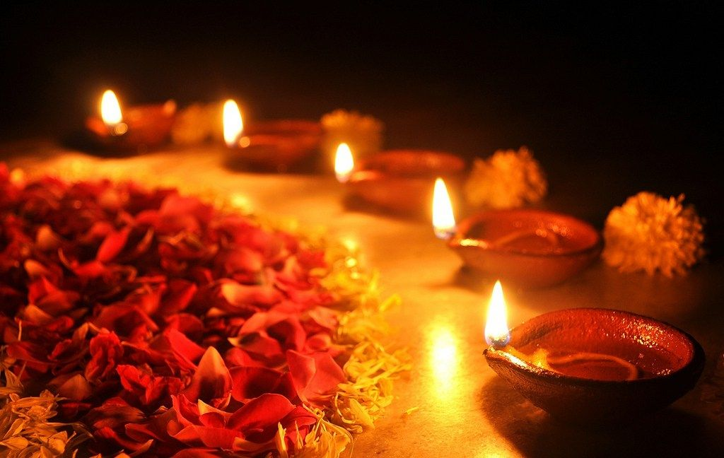Diwali: Lighting the Lamp of Wisdom