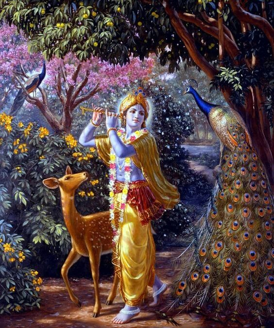Bhagavad Gita: A Selection of Verses